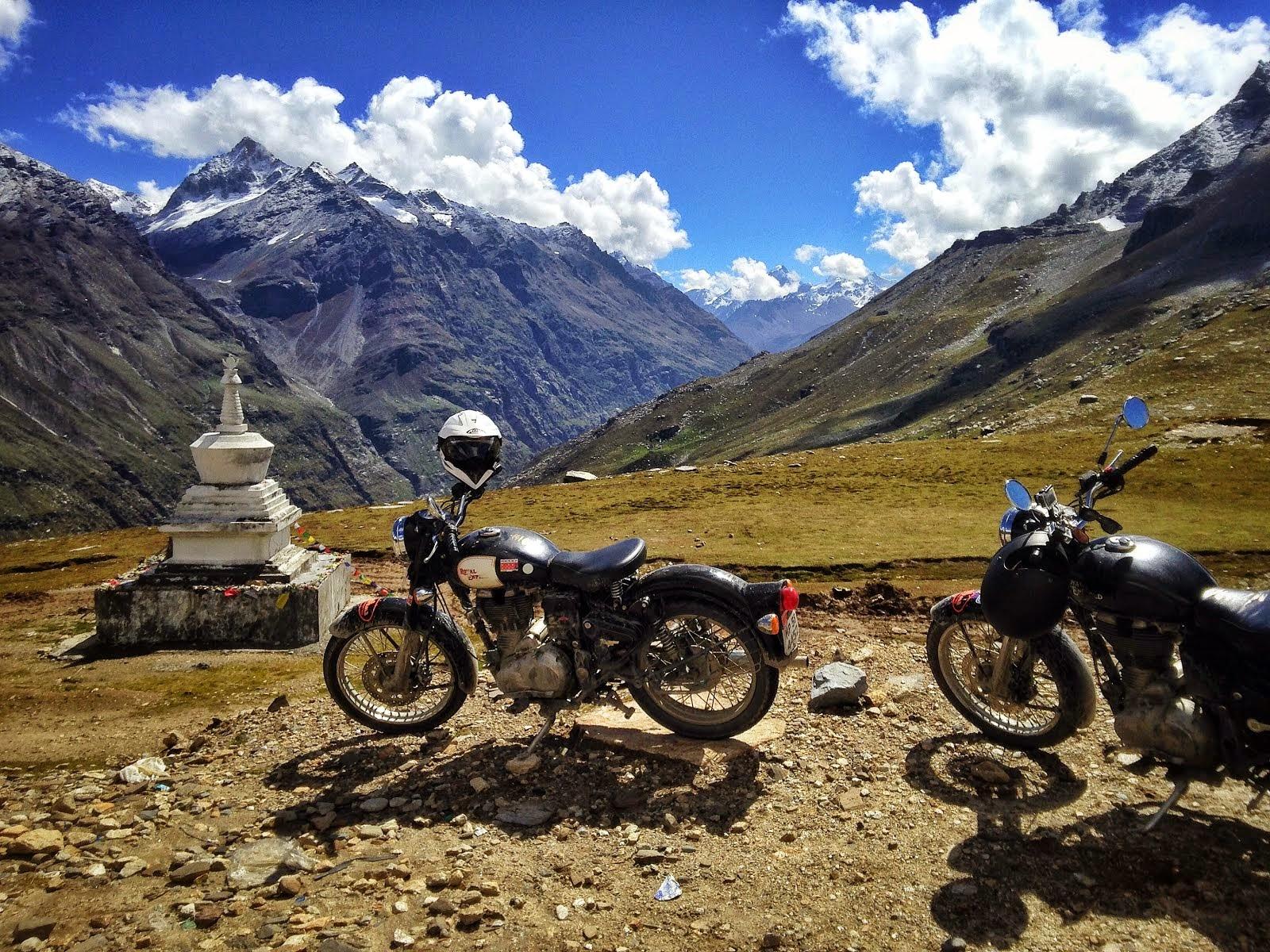 Bike Tour Leh Ladakh