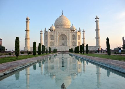 Taj Mahal Tours Operator in India