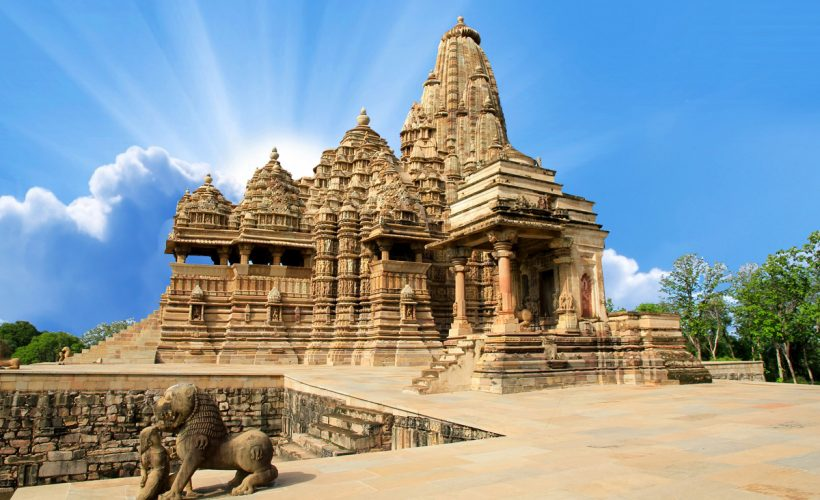 Khajuraho Temple 1