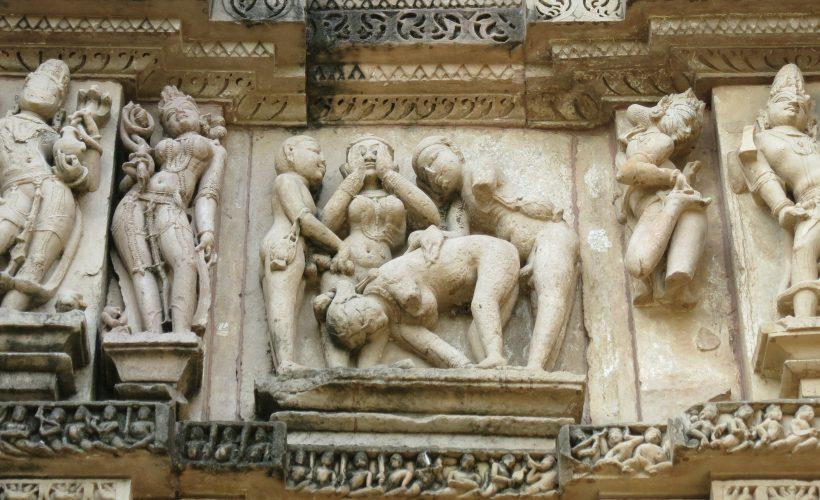 Khajuraho Temple 2