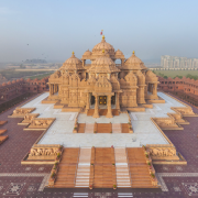Akshardham_Airpano_wide_view-951104
