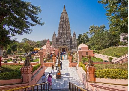 Bodhgaya with Varanasi Tour Operator in India