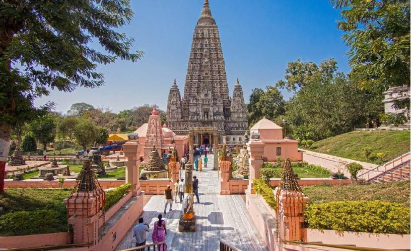 Bodhgaya with Varanasi Tour Operator in India
