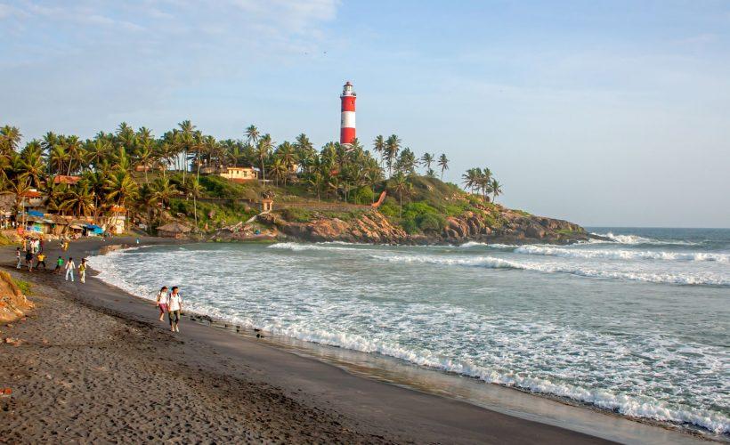 Kerala Beach Tour (Outside)